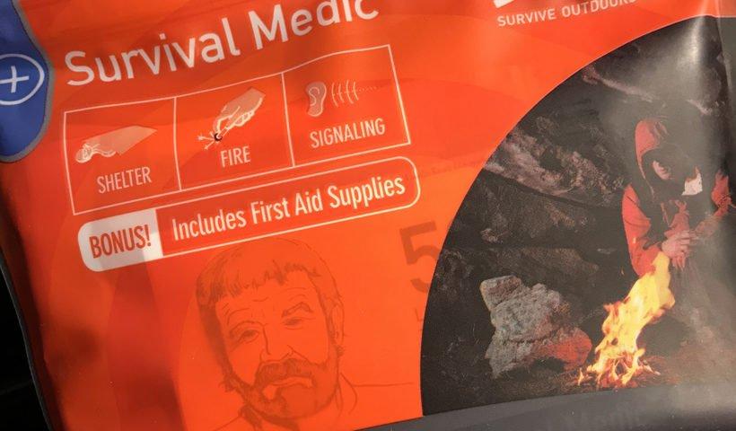 sol survival medic kit
