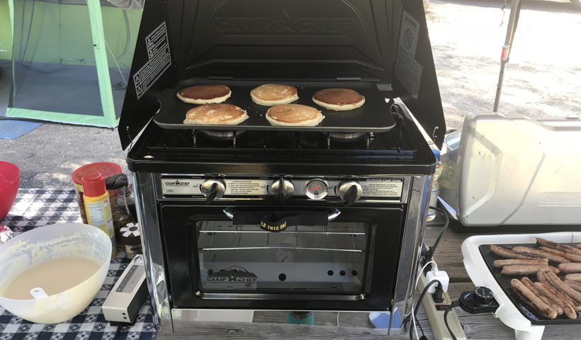 camp chef camp oven